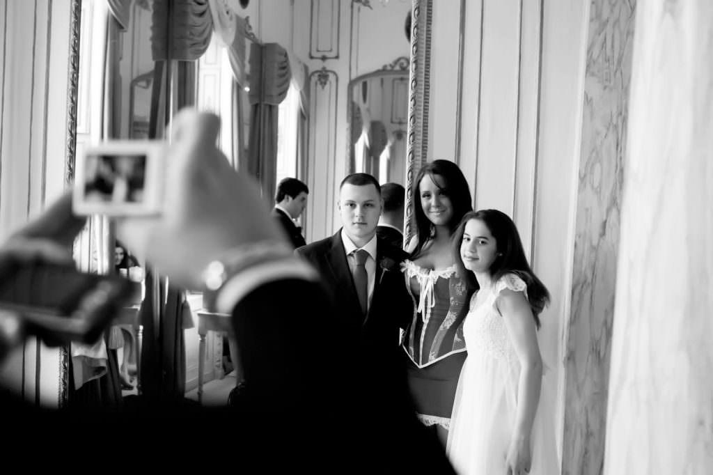 Gosfield Hall Wedding Photographer 13