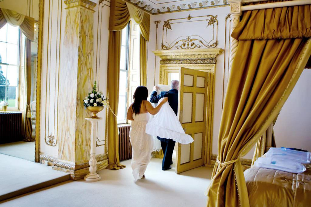 Gosfield Hall Wedding Photographer 17