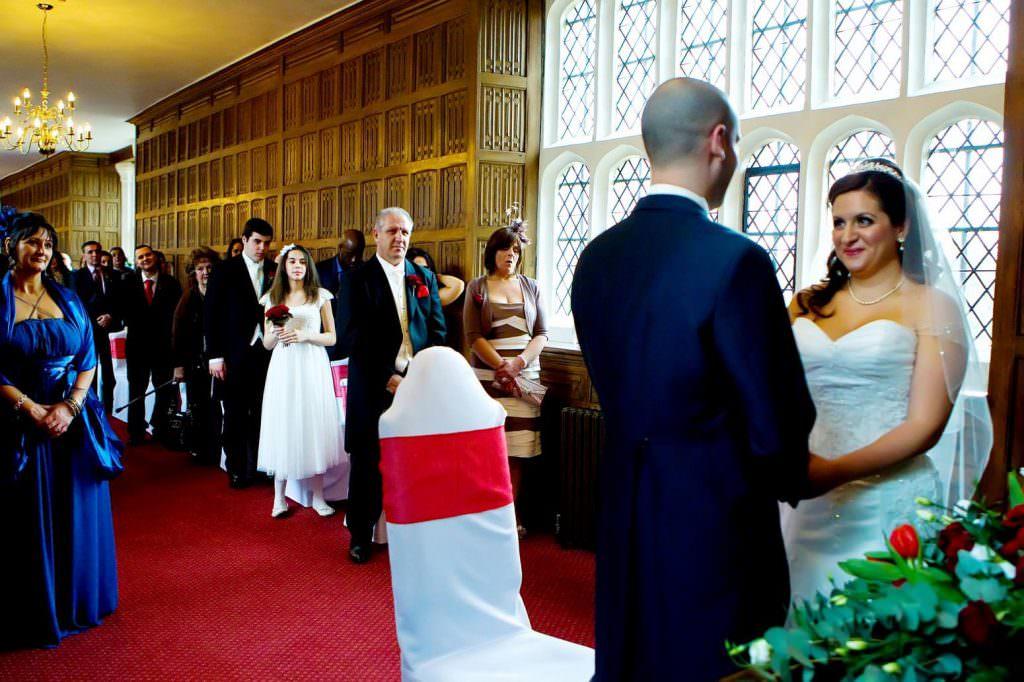 Gosfield Hall Wedding Photographer 34