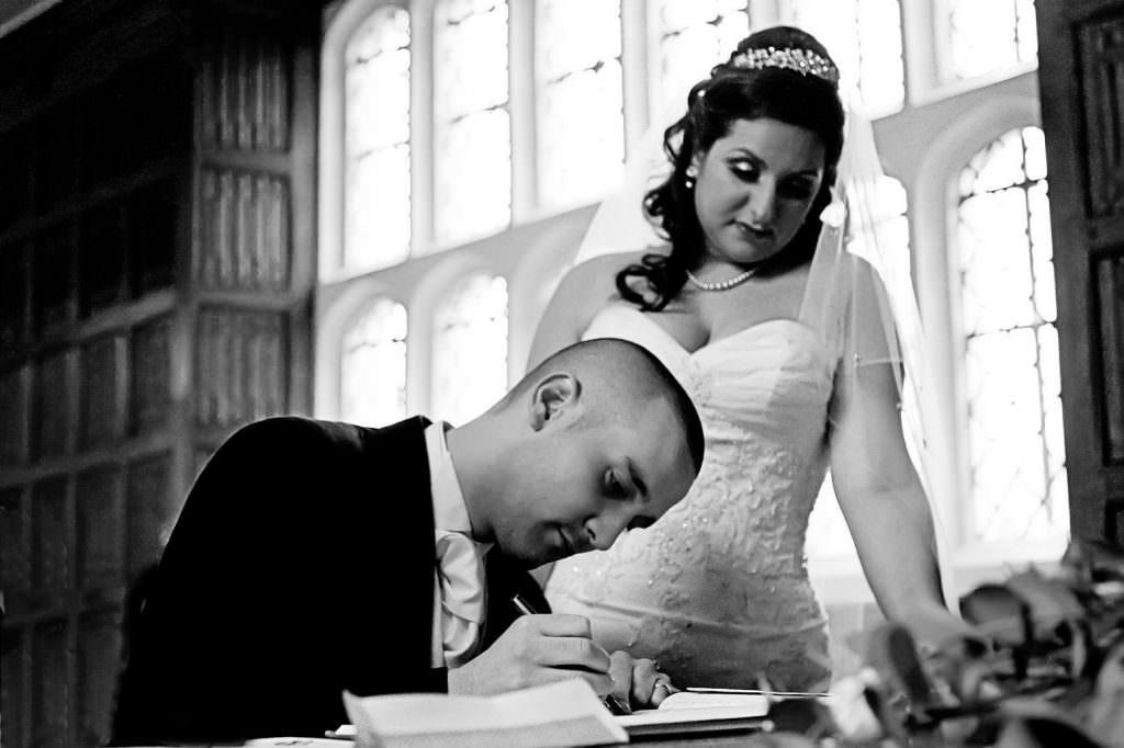 Gosfield Hall Wedding Photographer 37