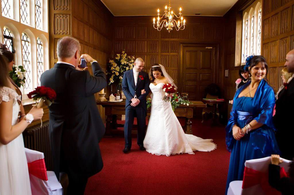 Gosfield Hall Wedding Photographer 39