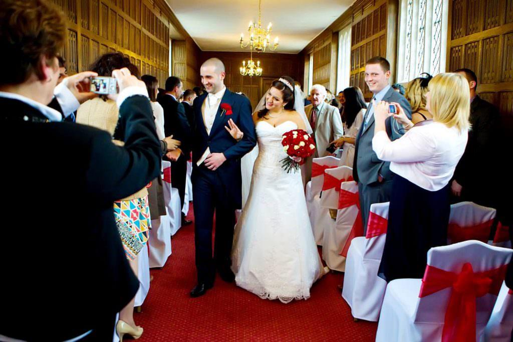 Gosfield Hall Wedding Photographer 40
