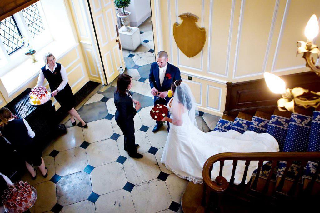 Gosfield Hall Wedding Photographer 42