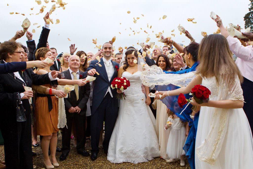 Gosfield Hall Wedding Photographer 45