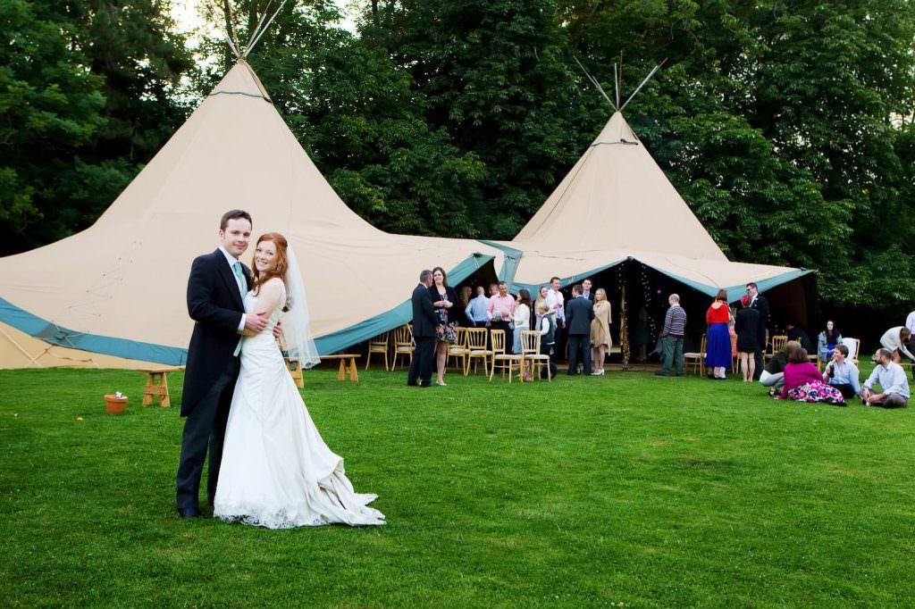 Knepp Castle Wedding Photographer