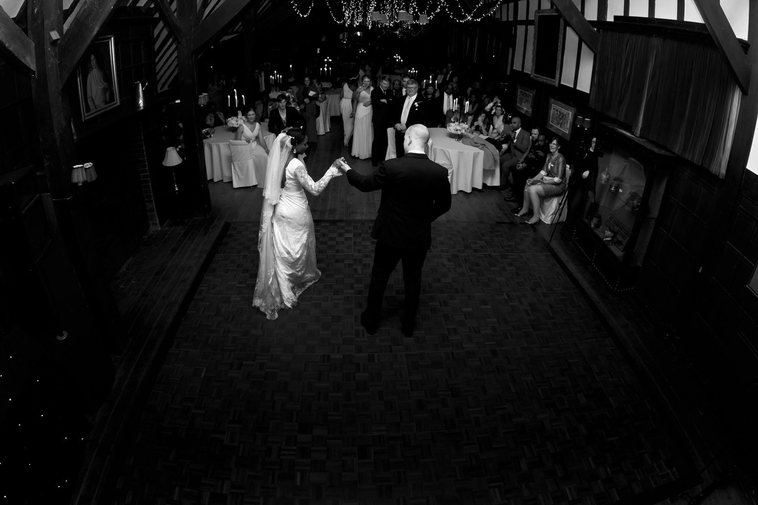 Ramster Hall Winter Wedding Photography 9