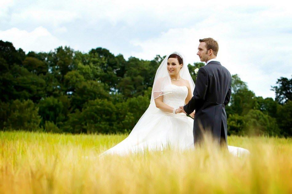 Fitzleroi Barn Wedding
