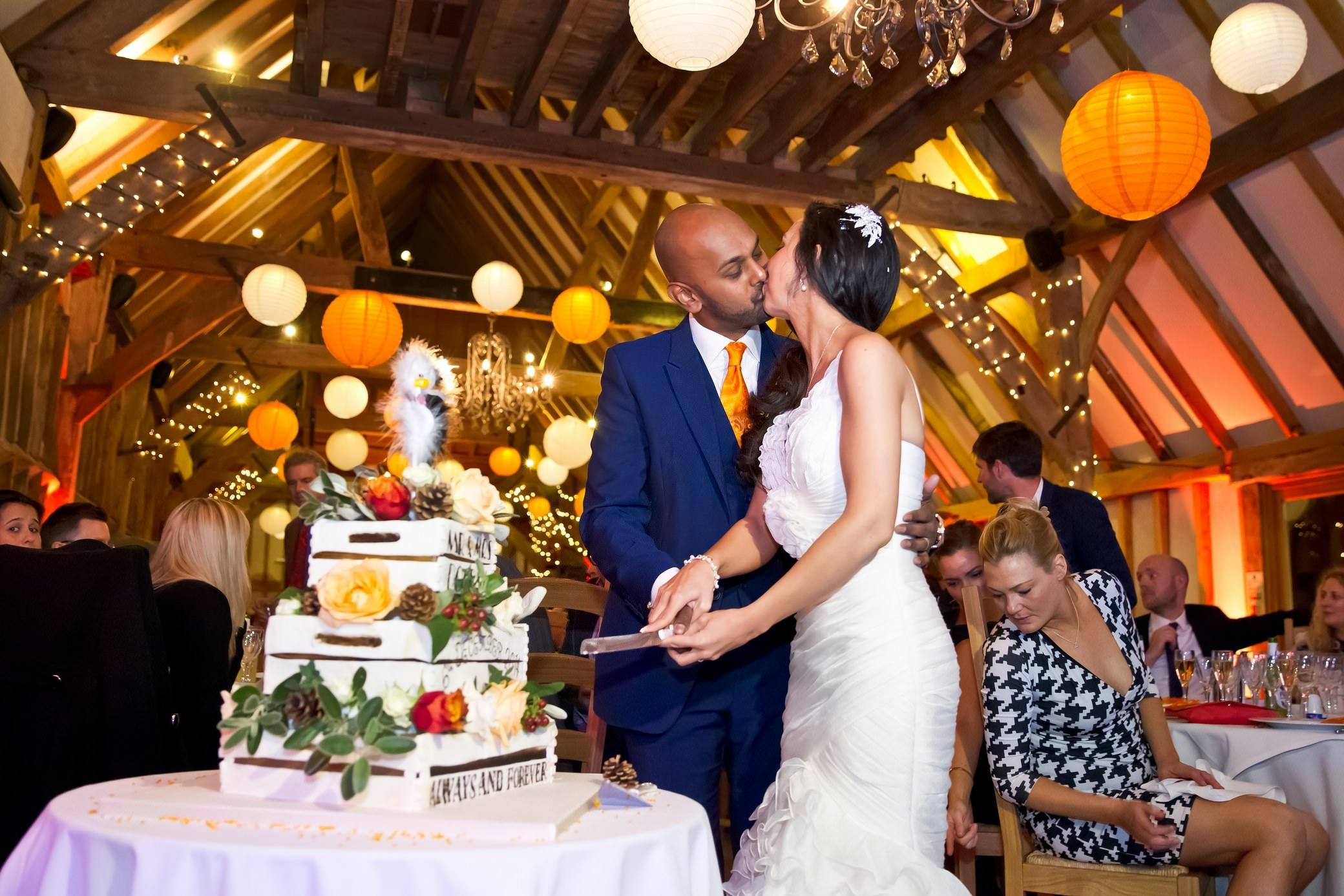 BARNS WEDDING PHOTOGRAPHERS