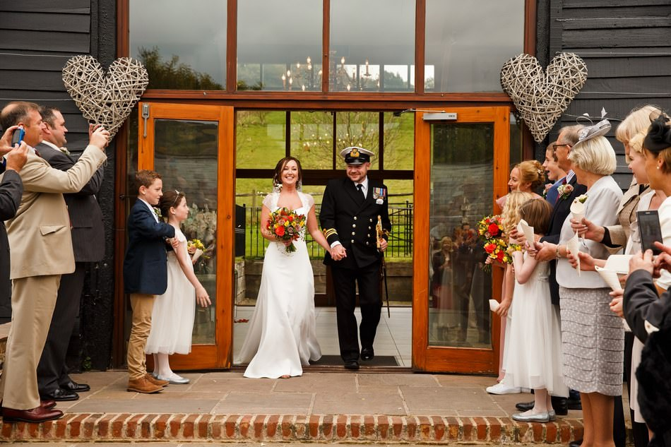 Upwaltham Barn Wedding Photographer