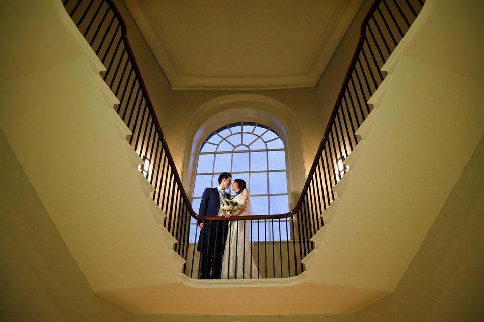goodwood weddings staircase