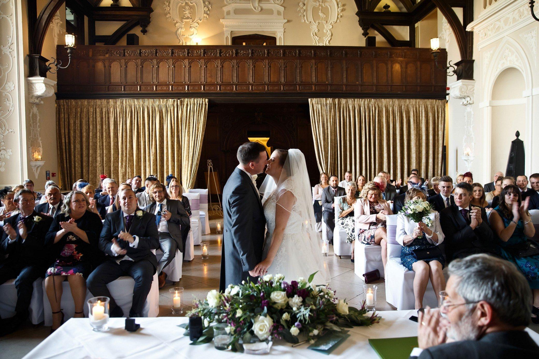 Wiston House Wedding