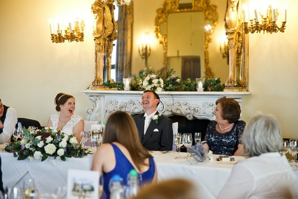 Wiston House Winter Wedding