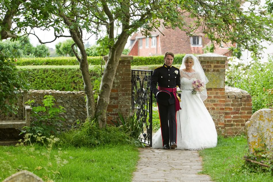 Bosham Quay Wedding Photographer