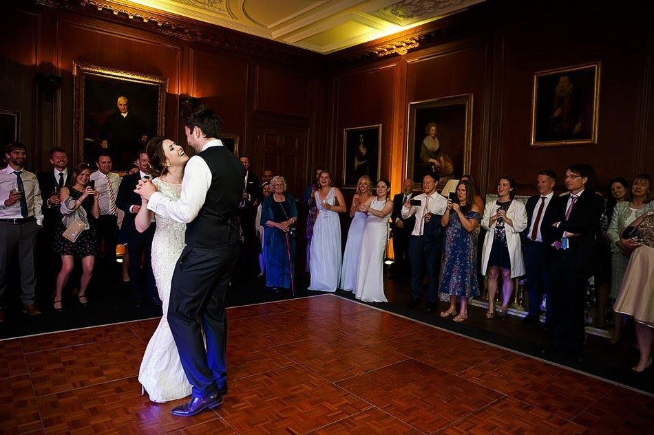 Cowdray House Wedding Photographers dancing
