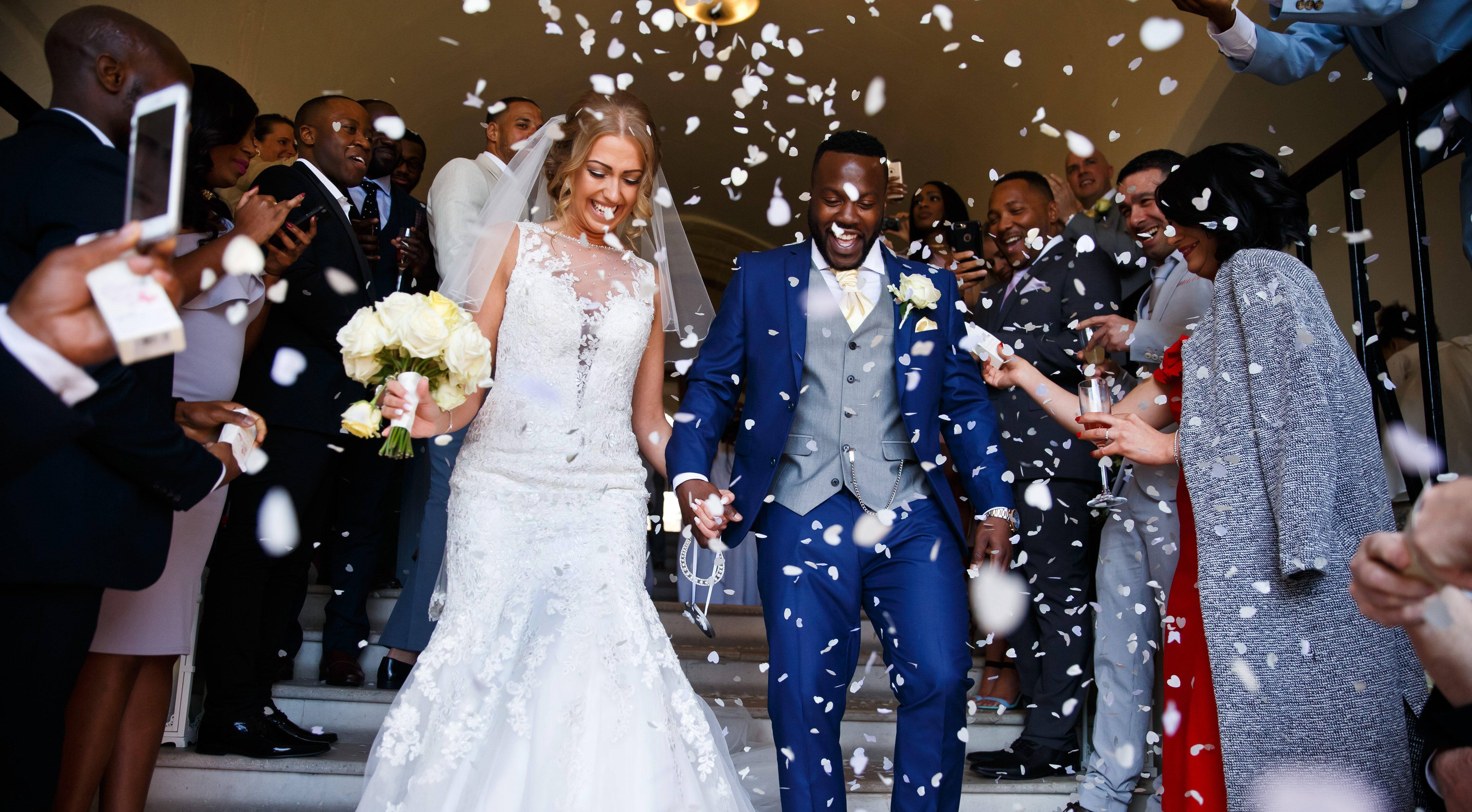 Farnham Castle Wedding. Surrey Wedding Photographer