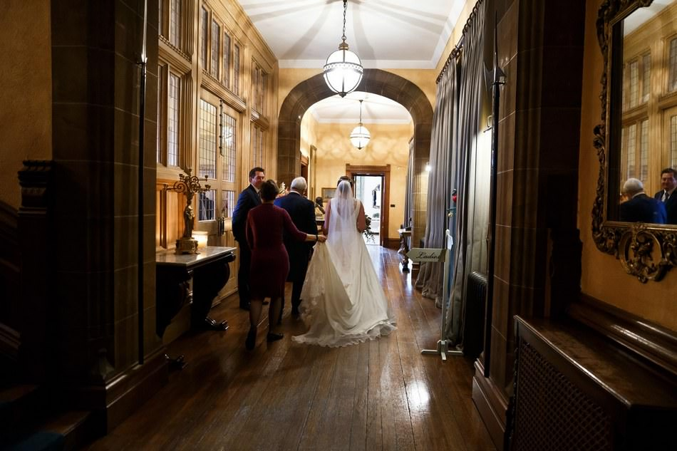 Cowdray House Wedding ceremony