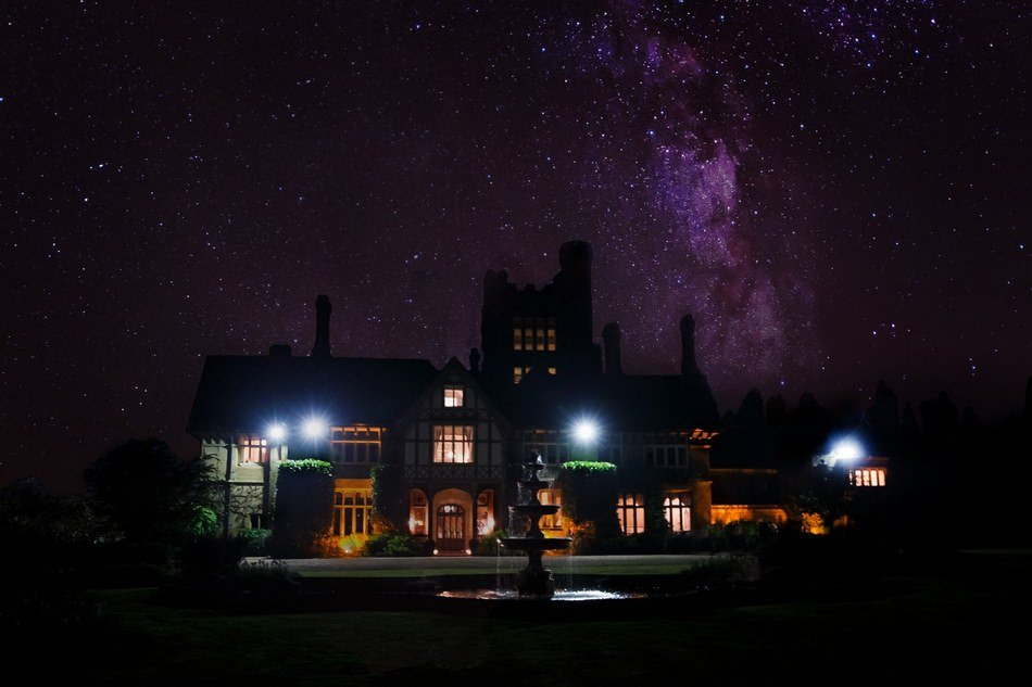 Cowdray House Christmas Wedding