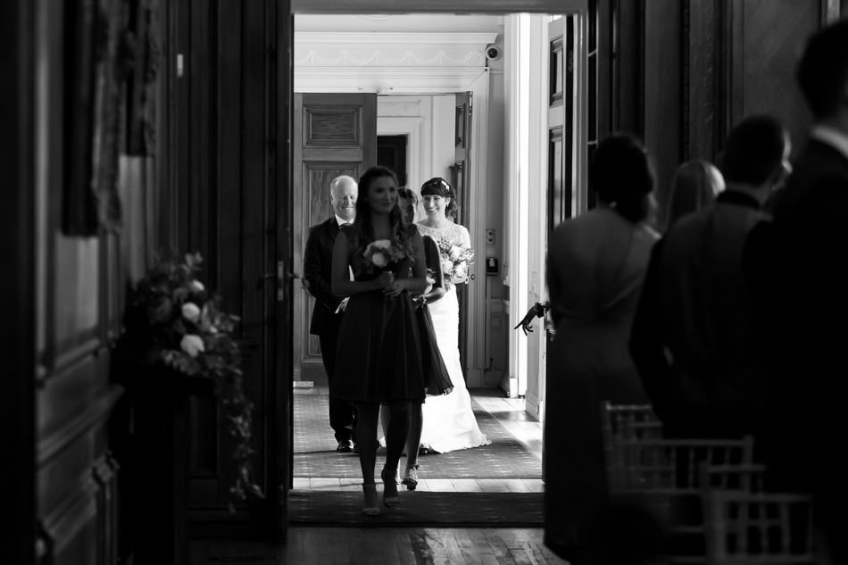 Grove House Wedding Ceremony Photography