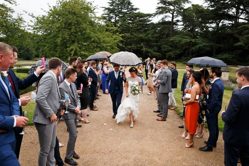 Grove House Wedding Confetti