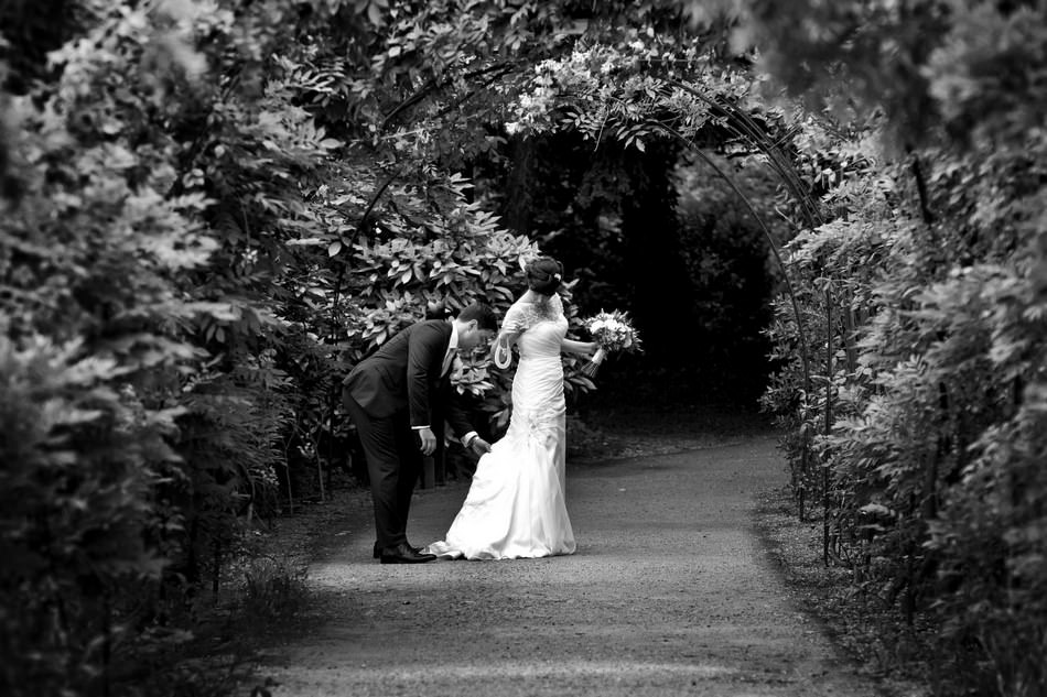 Grove House wedding photographer