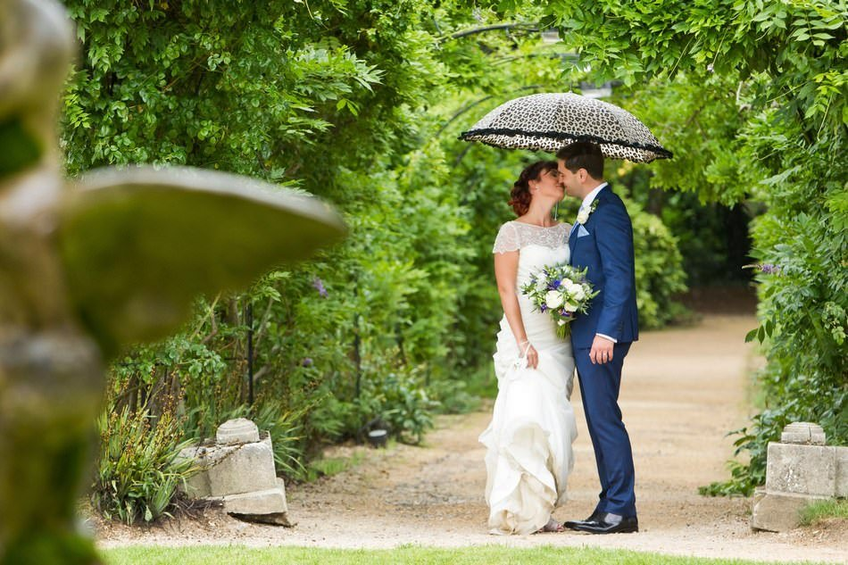 Grove House Wedding Bride & Groom Photos
