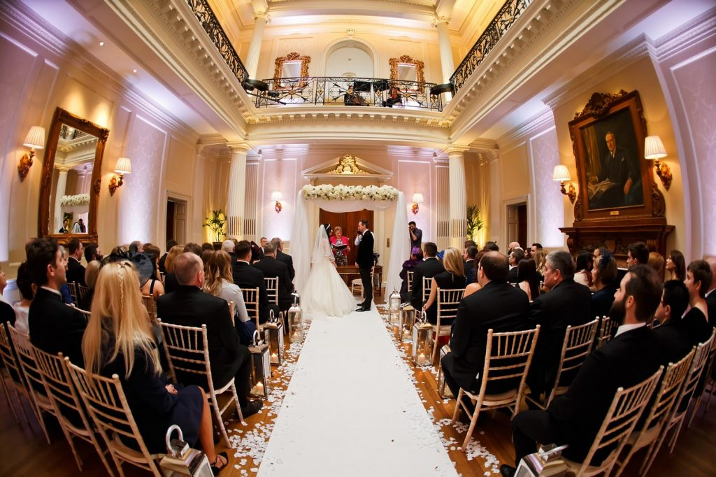 Hedsor House Ceremony Room