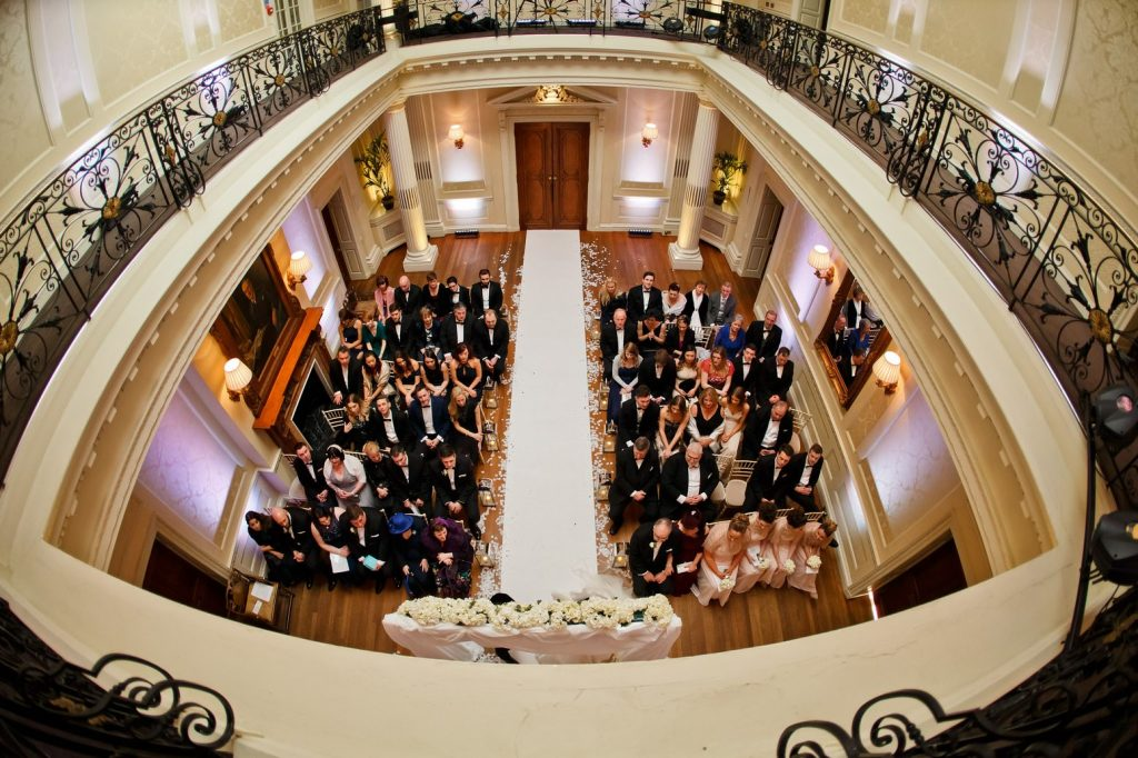 Hedsor House Ceremony