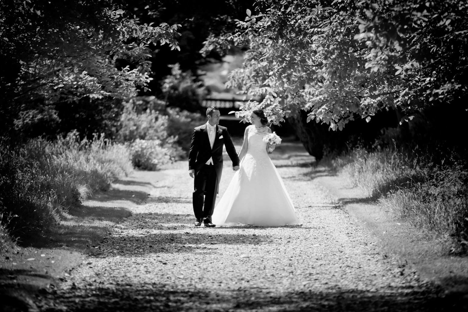 wedding photographer wiston house