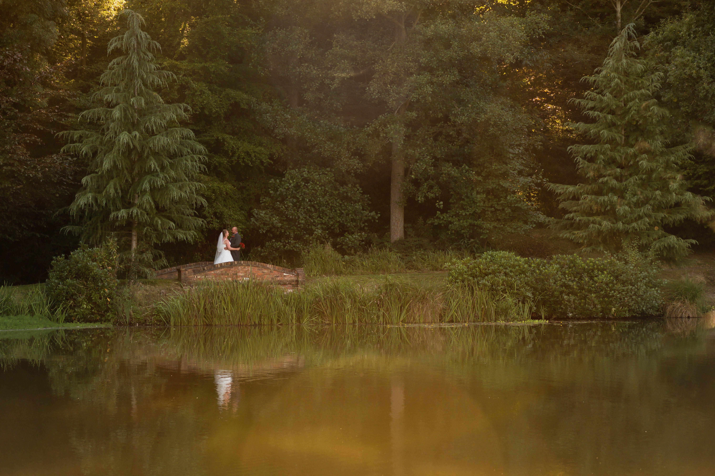 powdermills hotel wedding photographer