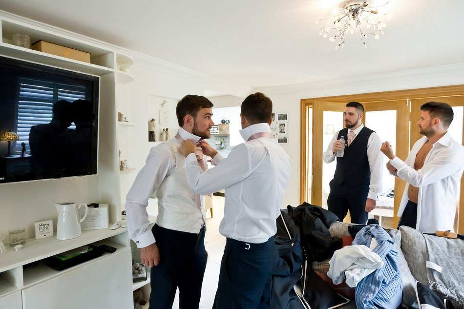 South Lodge Hotel Wedding - Melisa & Joel 11