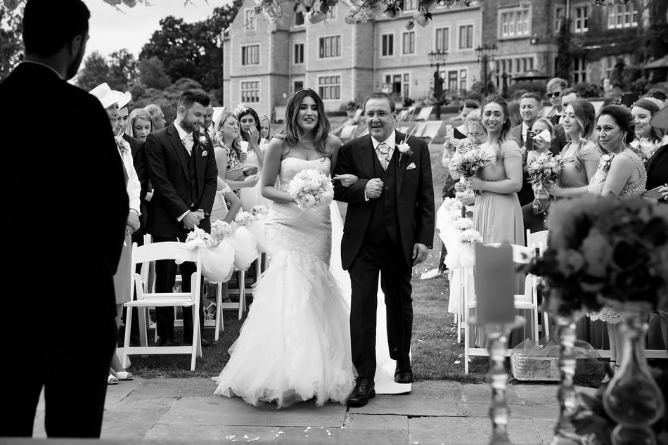 South Lodge Hotel Wedding