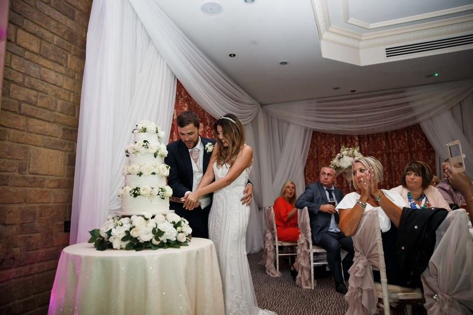 South Lodge Hotel Wedding - Melisa & Joel 132