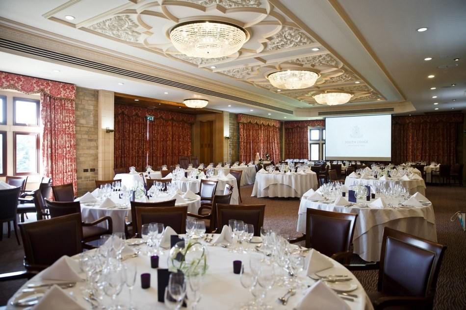 South Lodge Hotel Wedding Caelia & Ilya 3