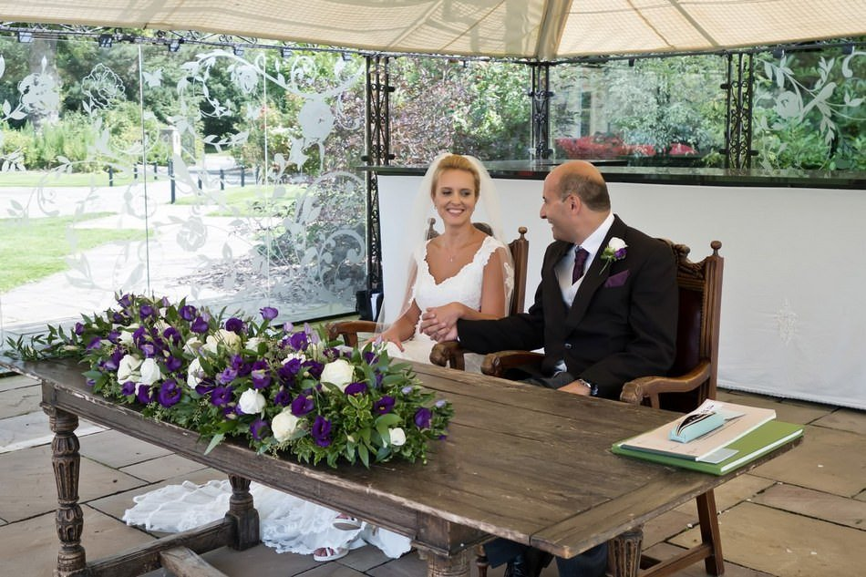 South Lodge Hotel Wedding Caelia & Ilya 45