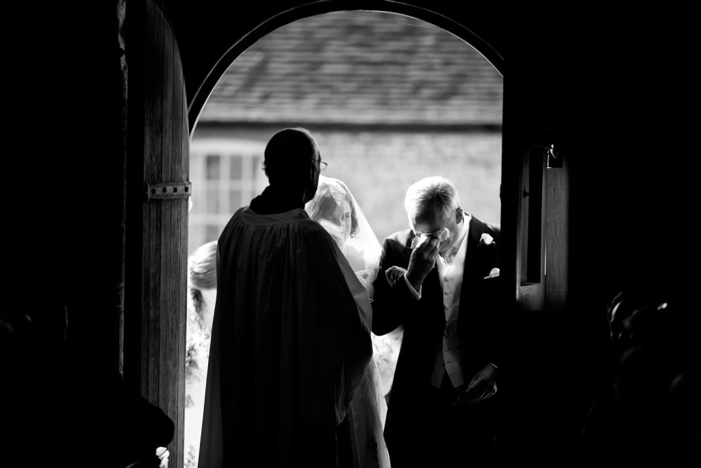 Southend Barns wedding ceremony