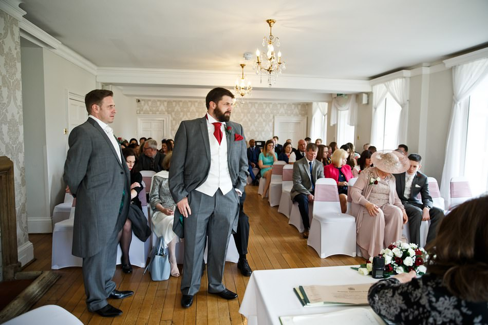 Field Place Manor Wedding