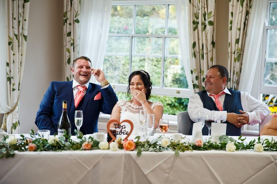 Hadlow manor wedding photographer