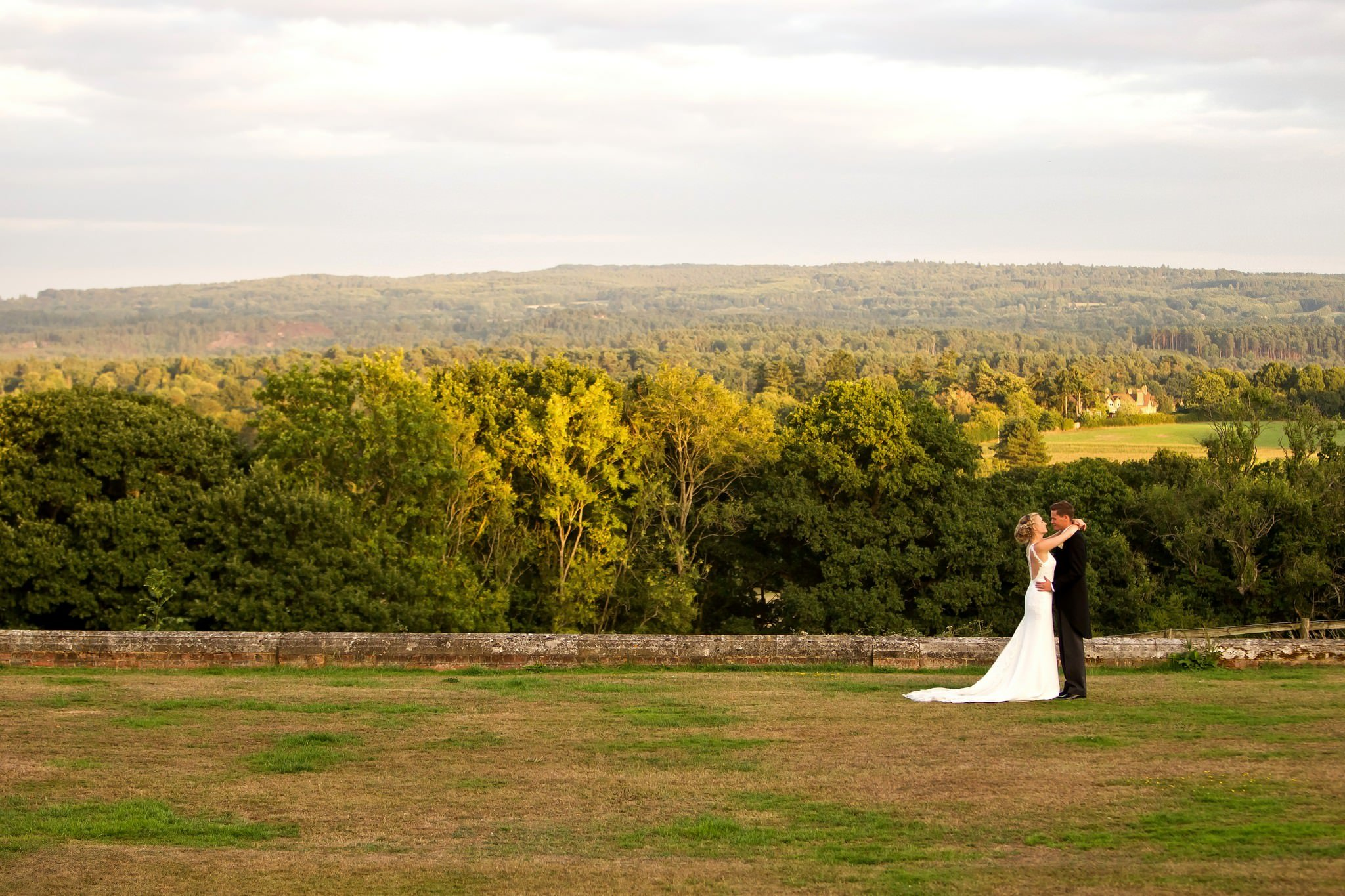 Frensham Heights School wedding