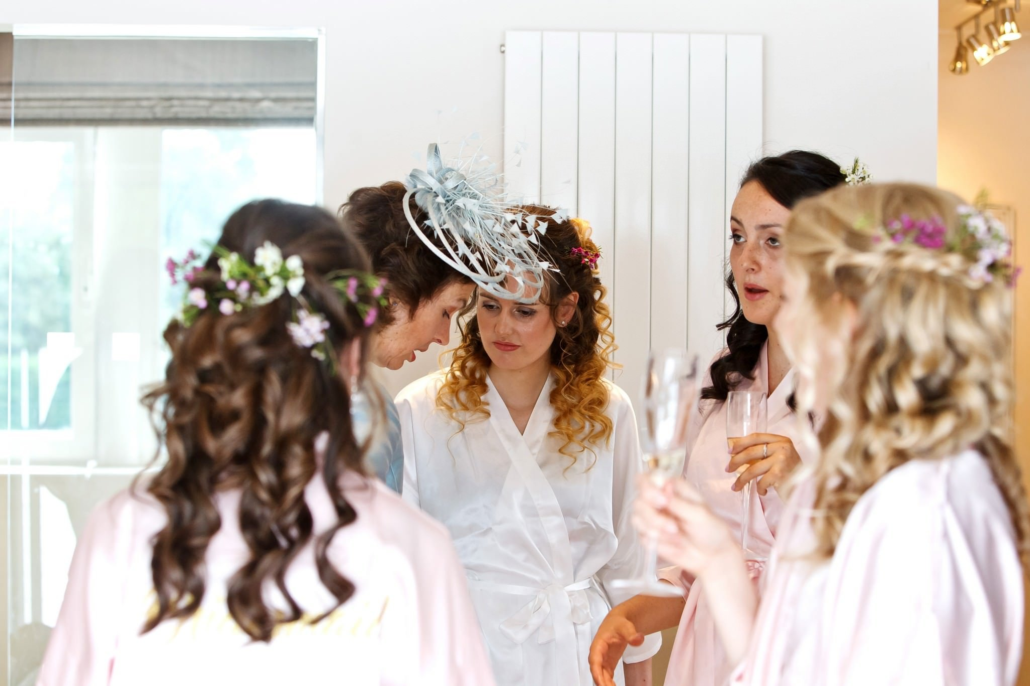 Itchenor Marquee Wedding