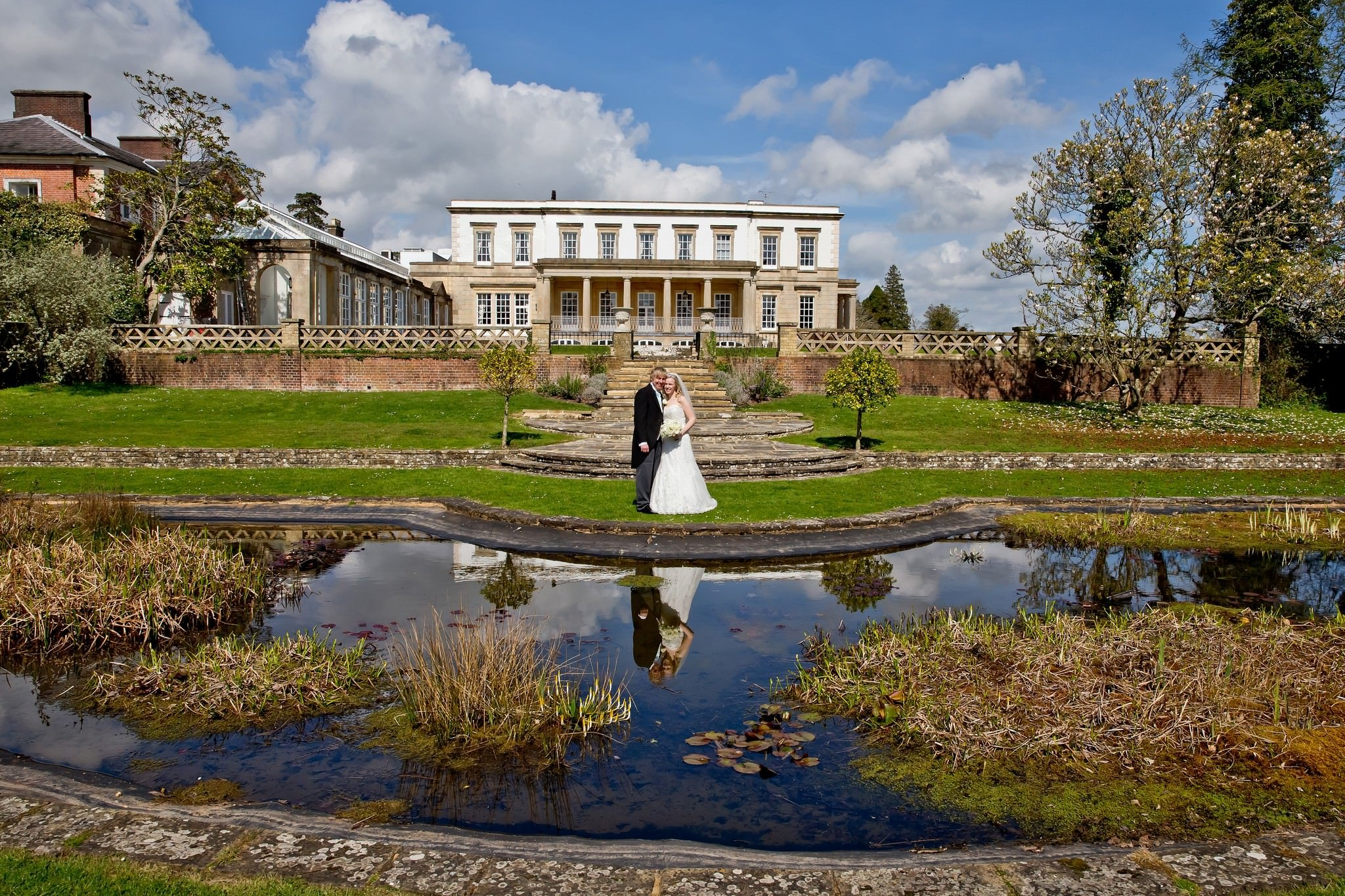 Buxted Park Weddings
