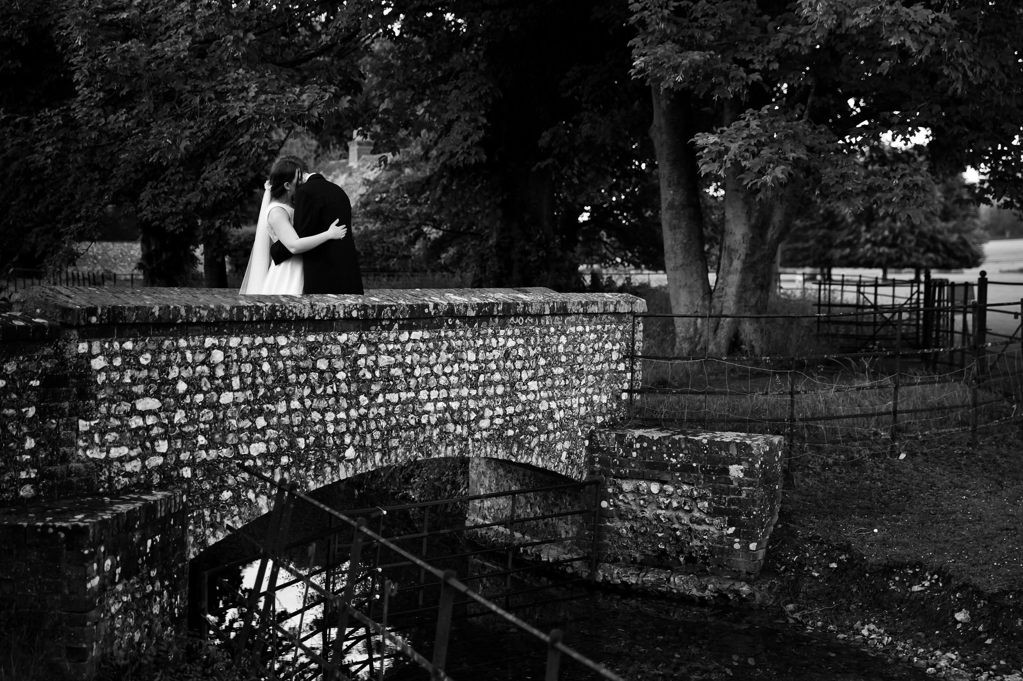West Dean Gardens Wedding Photography