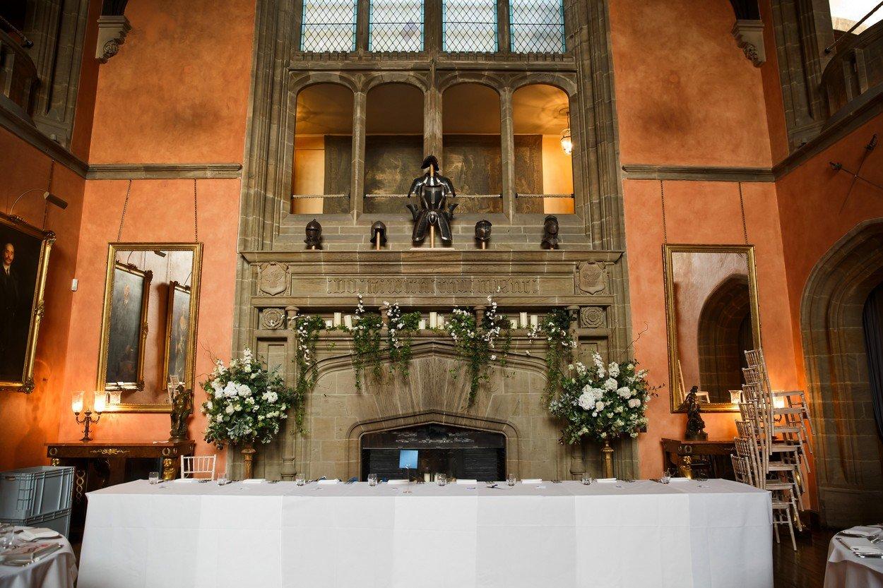 Cowdray House Wedding Joanne & Ian 1