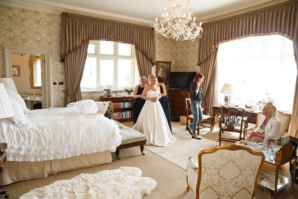 Cowdray House Wedding Joanne & Ian 22