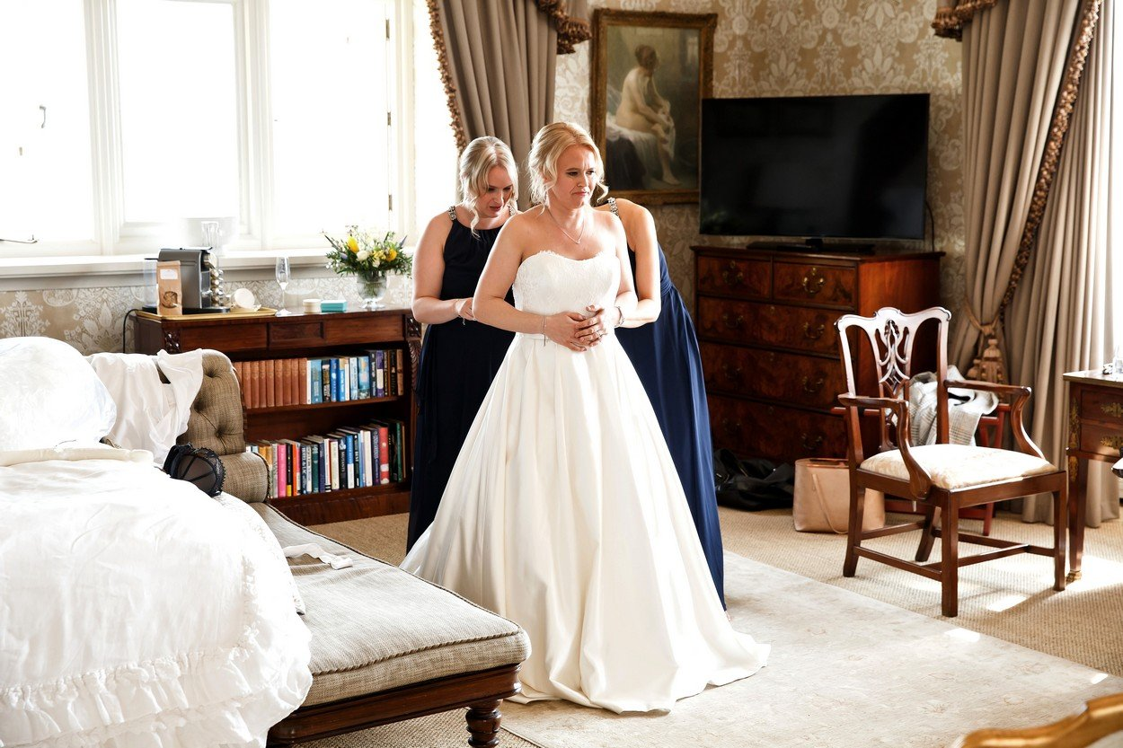 Cowdray House Wedding Joanne & Ian 23