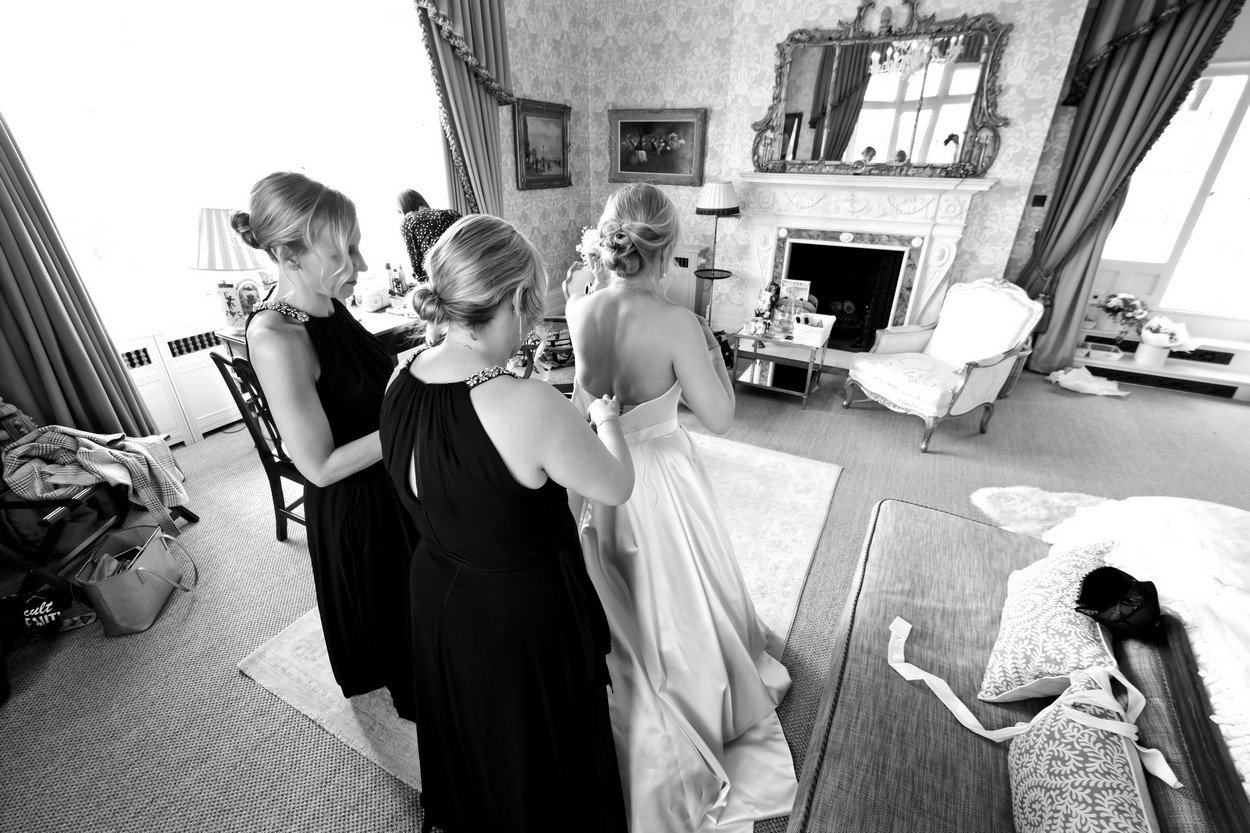 Cowdray House Wedding Joanne & Ian 24