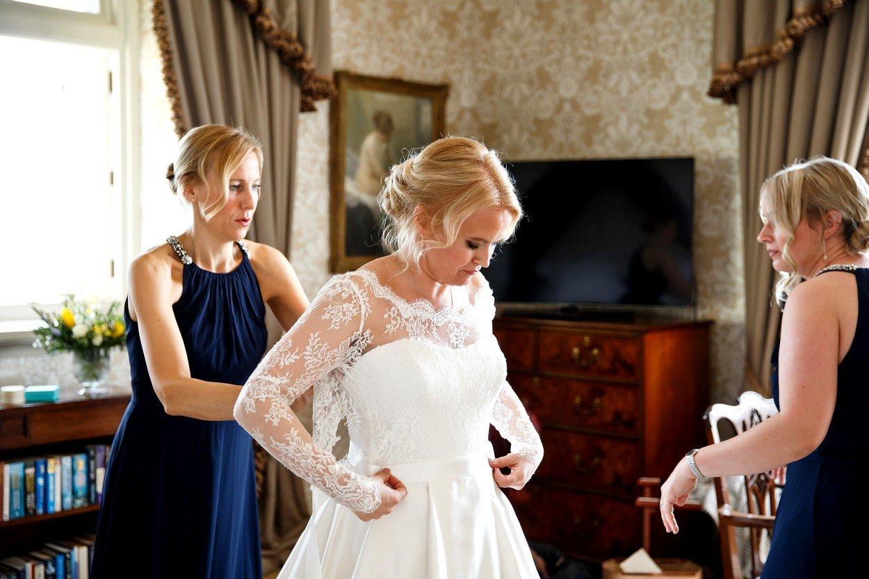 Cowdray House Wedding Joanne & Ian 28
