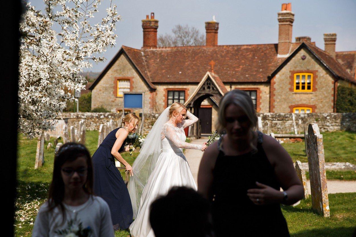 Cowdray House Wedding Joanne & Ian 40