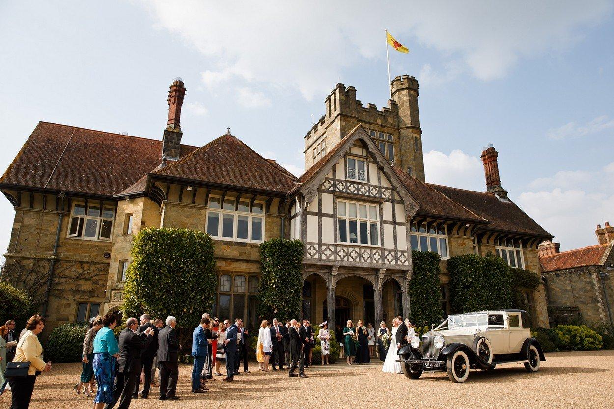 Cowdray House Wedding Joanne & Ian 78