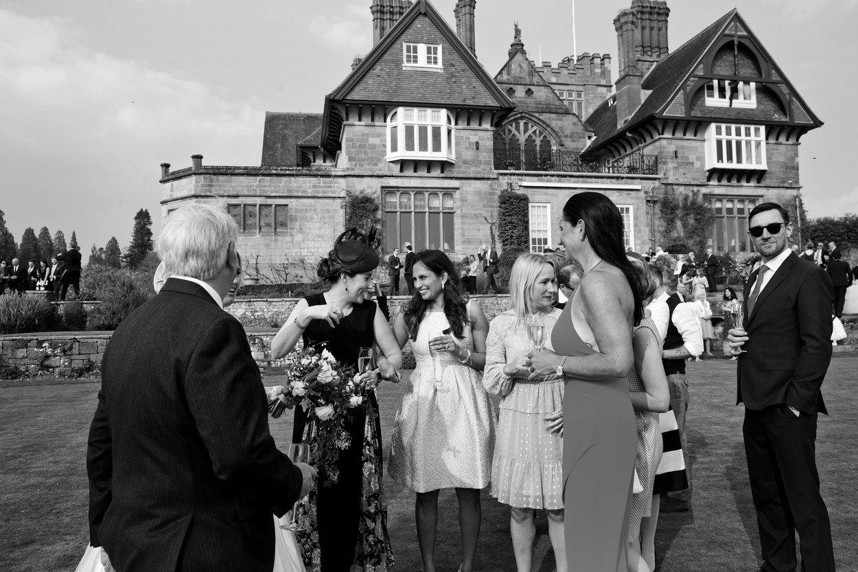 Cowdray House Wedding Joanne & Ian 91
