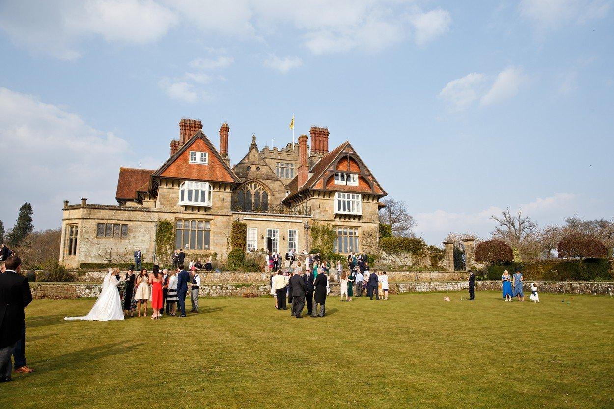 Cowdray House Wedding Joanne & Ian 92